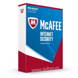 Mcafee Internet Security logo