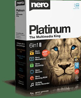 Nero Platinum
