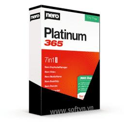 Nero Platinum Suite logo