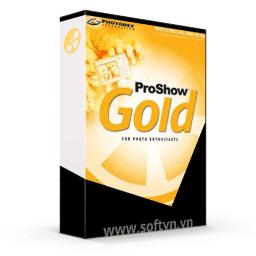 Proshow Gold logo