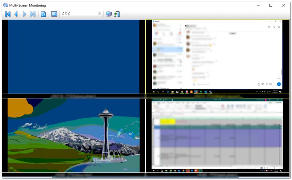 ip-guard screen monitoring