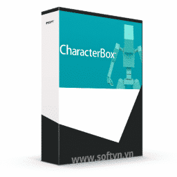 CharacterBox for Modo logo