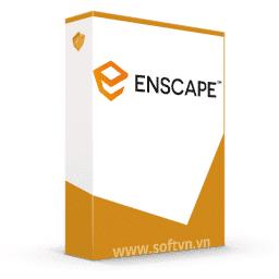 Enscape3d logo