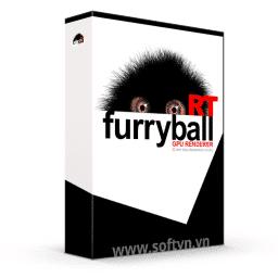 FurryBall logo