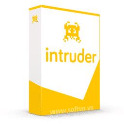 Intruder software logo