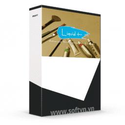 Liquid+ for 3ds Max logo