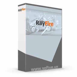 RayFire logo