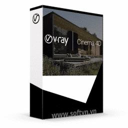 V-Ray for Cinema 4D logo
