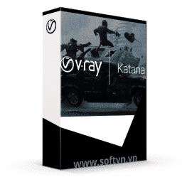 V-Ray for Katana logo