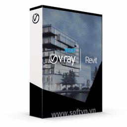 V-Ray for Revit logo