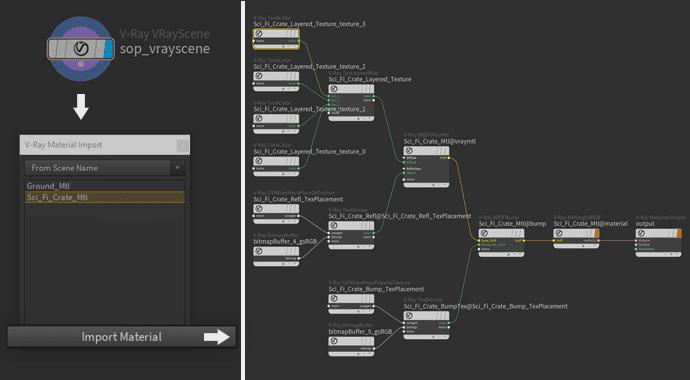 07_Node-based_V-Ray_Scene_material_overrides