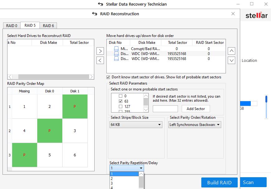 5-stellar-data-recovery-technician-select-parity-order