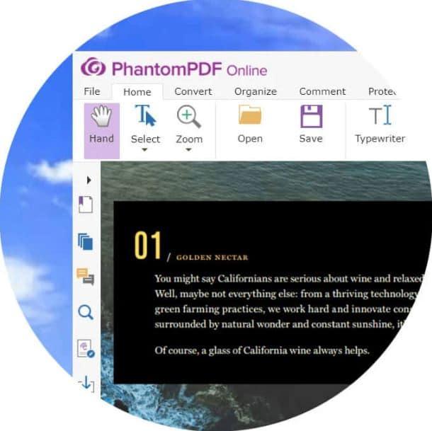 PhantomPDF 3