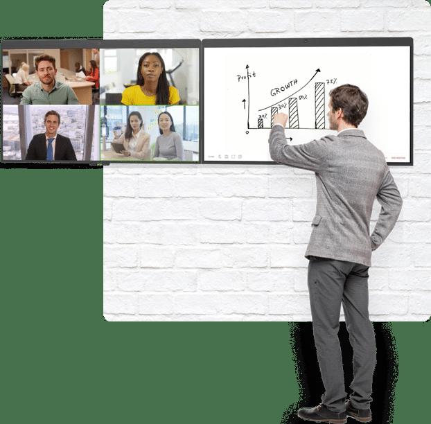 interactive-whiteboarding-man