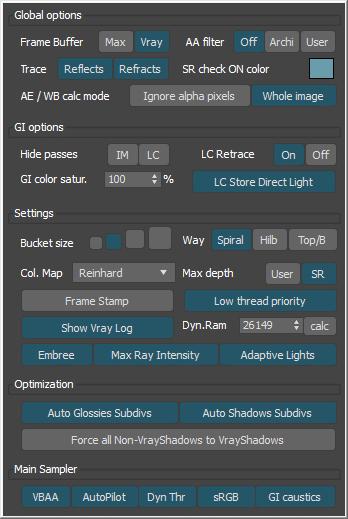 SR205_Options