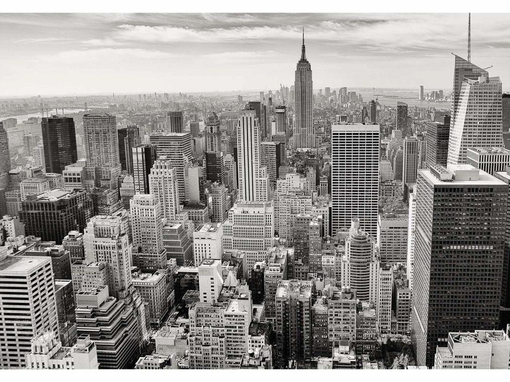 skyline-di-new-york-ct34-quadro-moderno-stampa-su-tela