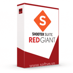 Red Giant Shooter Suite logo