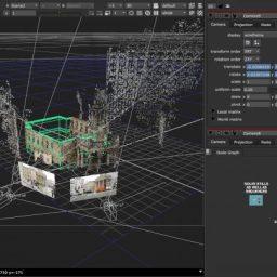 NUKE-3D-workspace