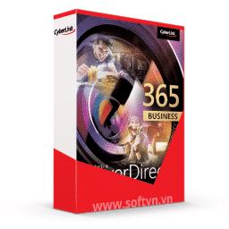 CyberLink PowerDirector 365 Business