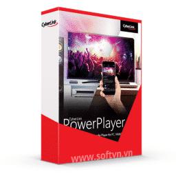 CyberLink PowerPlayer 365 logo