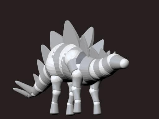 25-stegosaurus