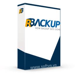 RBackup logo
