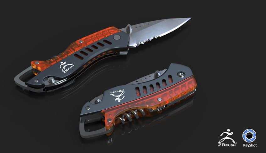 zmodeler-knife
