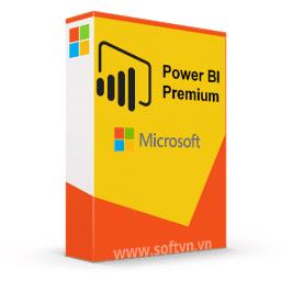 Power BI Premium logo