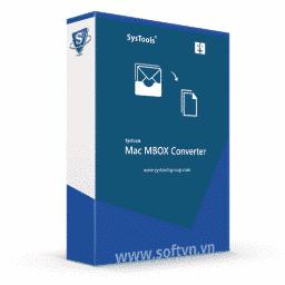 SysTools Mac MBOX Converter logo