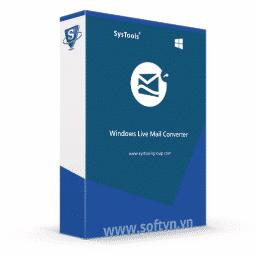 SysTools Windows Live Mail Converter logo