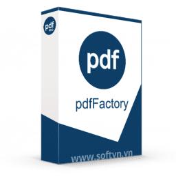 pdfFactory Pro logo